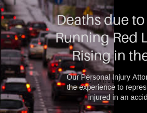 Drivers Running Red Lights and Causing Fatal Accidents is at a 10 Year Hig