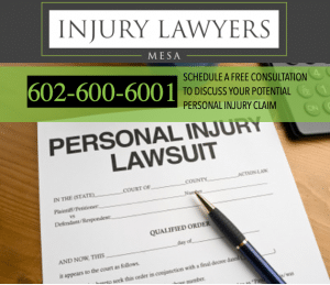 Mesa personal injury attorney blog