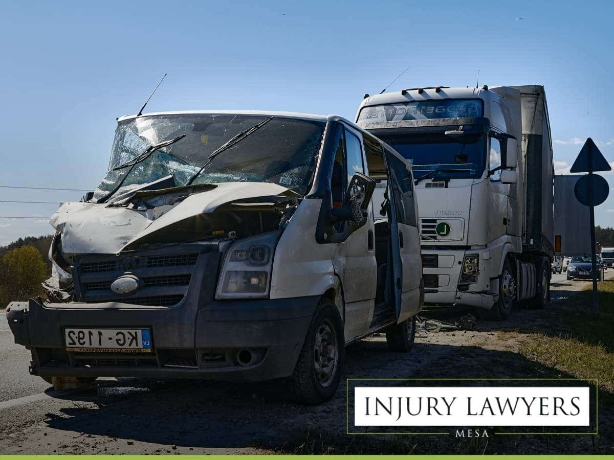 Tips On How To Prevent Accidents With Commercial Trucks In Arizona