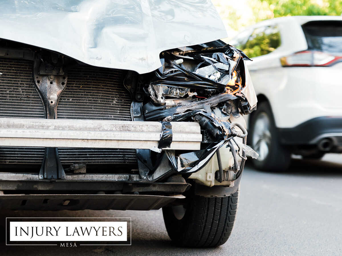Mesa Personal Injury Attorneys Discuss Who Is The Responsible Party In a Traffic Accident In Arizona