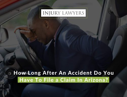 How Long After An Accident Do You Have To File a Claim In Arizona?