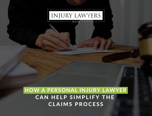 How a Personal Injury Lawyer Can Help Simplify the Claims Process