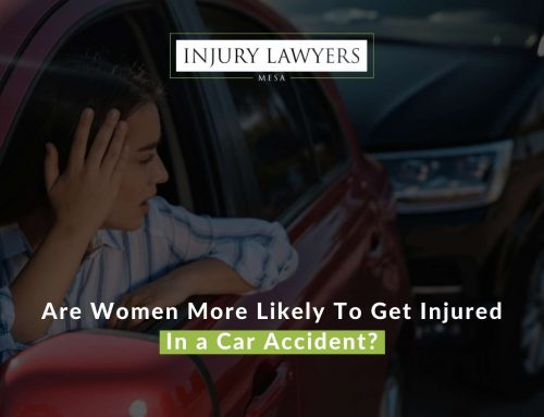 Are Women More Likely To Get Injured In a Car Accident?