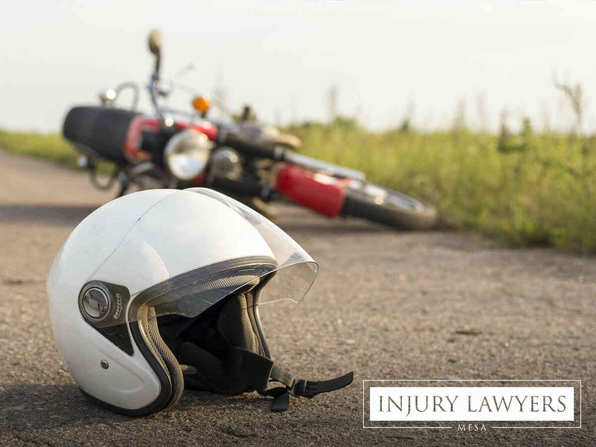 The Main Causes Of Motorcycle Accidents In Mesa, AZ.