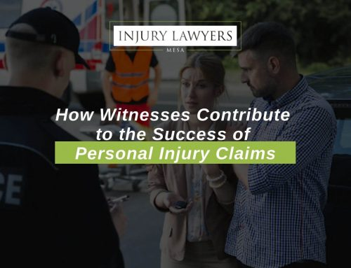 How Witnesses Contribute to the Success of Personal Injury Claims